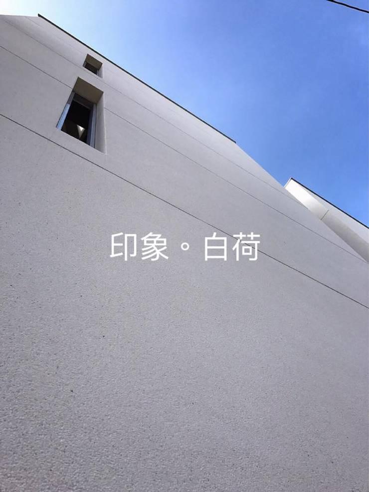 白河W宅:  房子 by 兆博建築