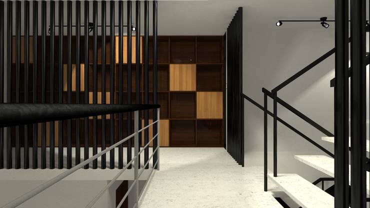 de estilo  de FRACTAL estudio + arquitectura