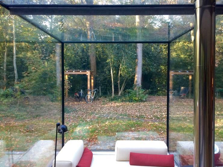 Hoflaan:  Tuin door JE-ARCHITECTEN