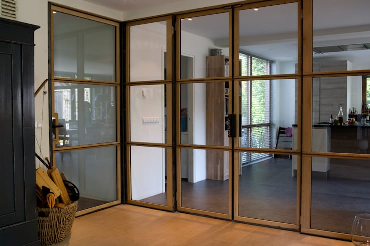 Living room by JE-ARCHITECTEN