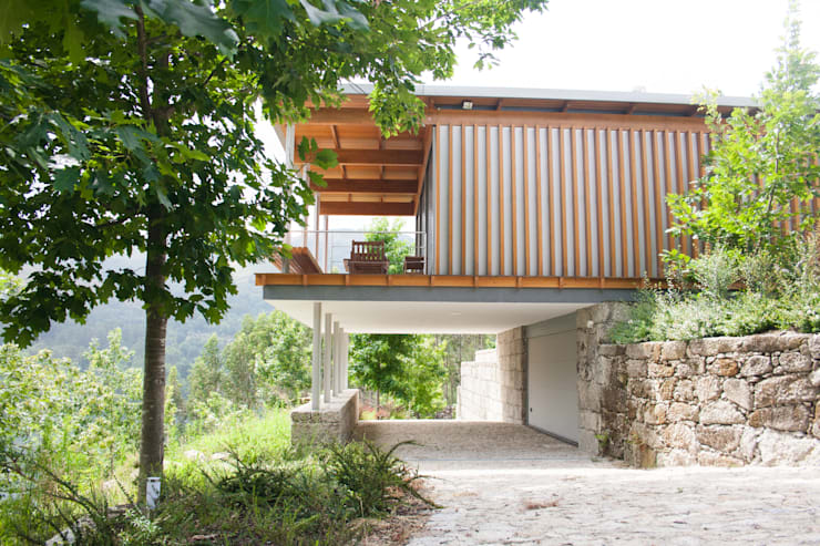Houses by A+ arquitectura