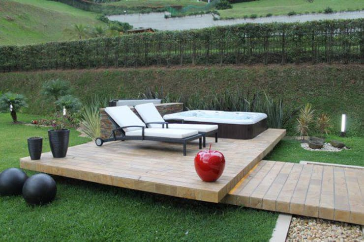 Terrace by IngeniARQ,