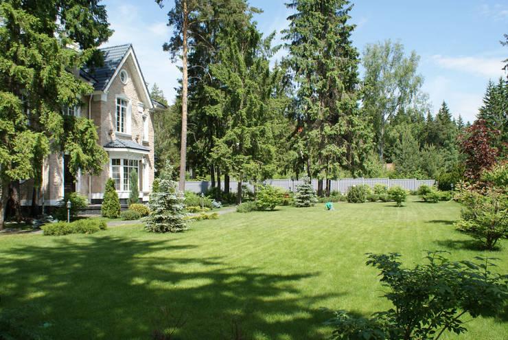 Jardin classique par ПАН Ландшафт Classique