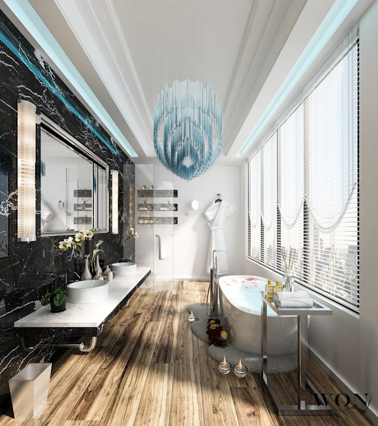 Wonstudios Architectural Rendering Services:  Hotels by Wonstudios-