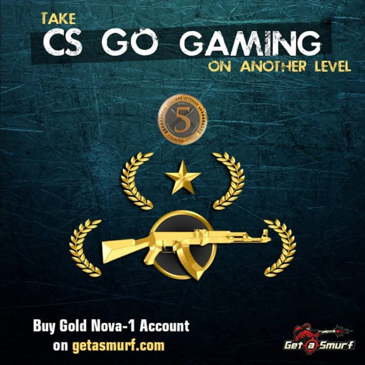 Buy CS GO Various Accounts At lowest Prices:   by Get a Smurf