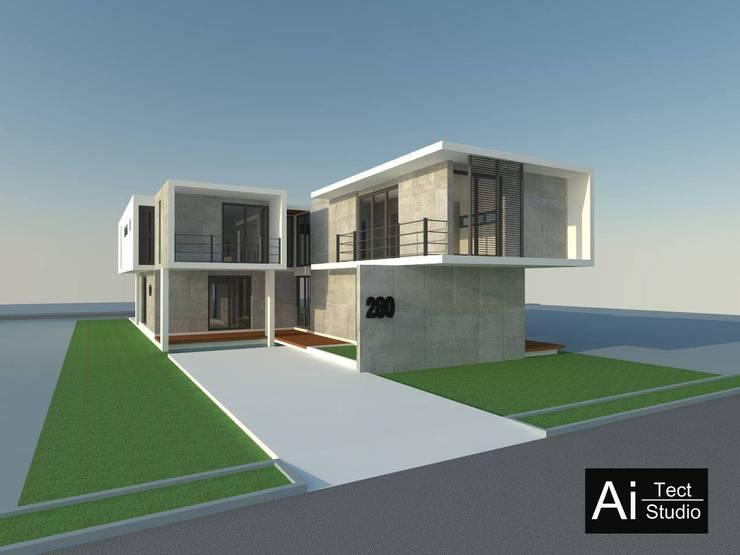 ผลงานของบริษัท:   by Ai-Tect studio
