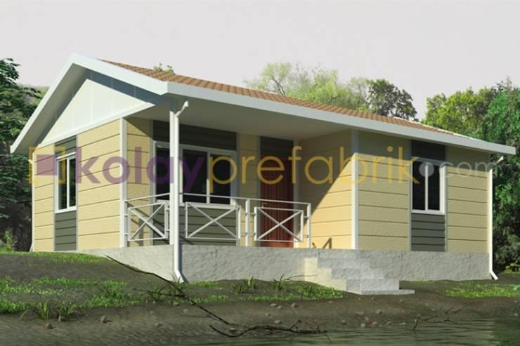 Houses by Kolay Prefabrik Evler, Classic