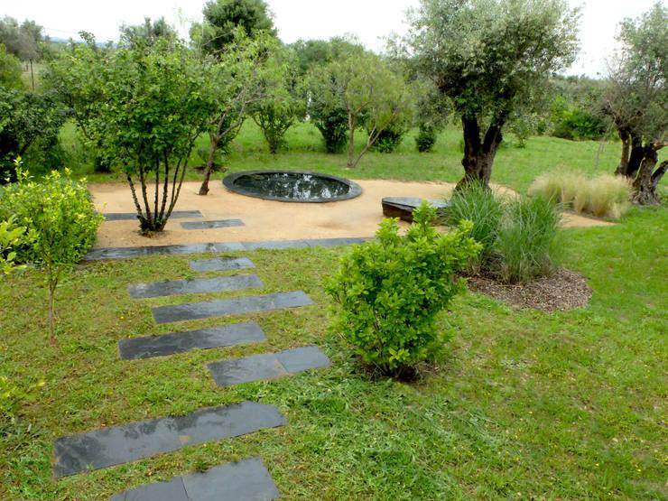 庭院 by Atelier Jardins do Sul