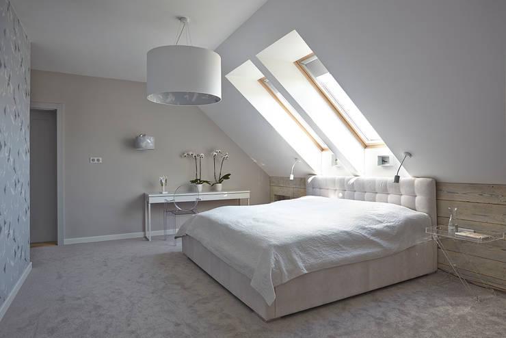 Спальни в . Автор – Lumifabryka