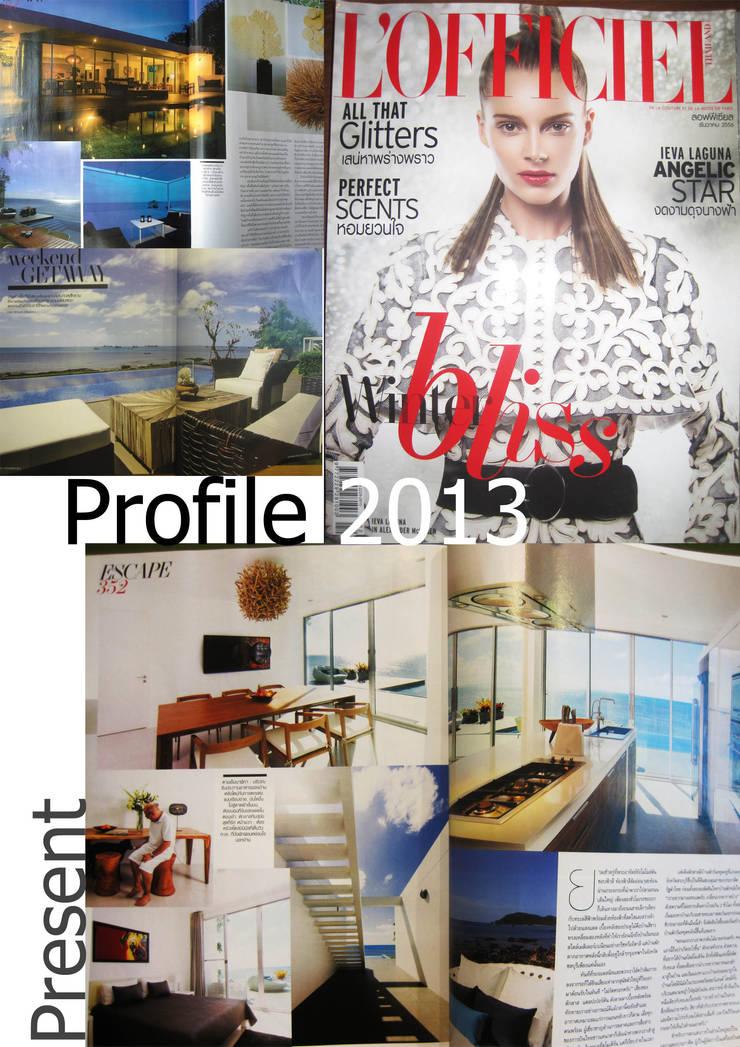 Profile  นิตยสารที่ผ่านมา:   by i am architect CO.,Ltd.