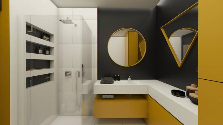 Baños de estilo  por emc partners