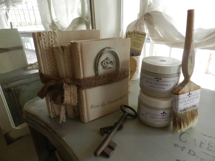 Espacios de la provence: Arte de estilo  por Sepia reciclados,