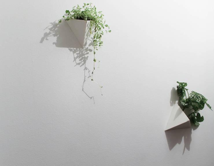 .Vertical: Hogar de estilo  por Fabric3D
