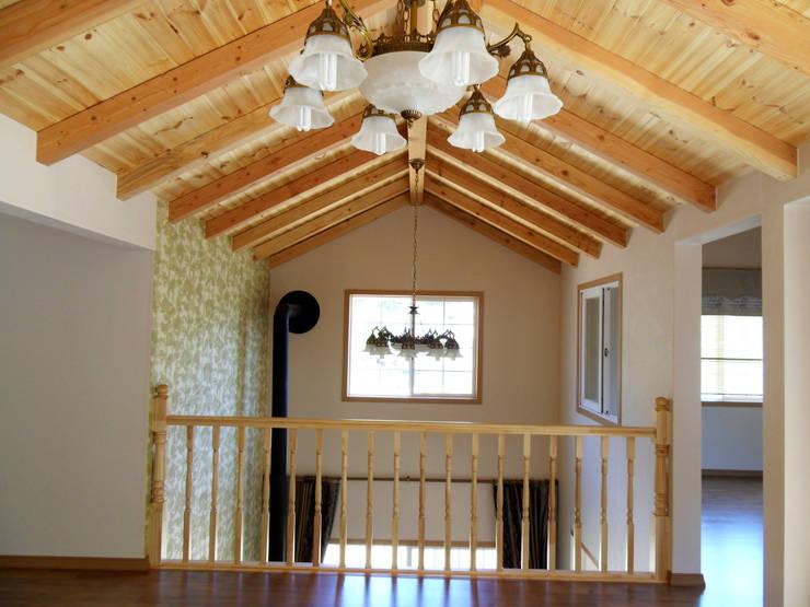 Projekty,  Taras zaprojektowane przez Timber house