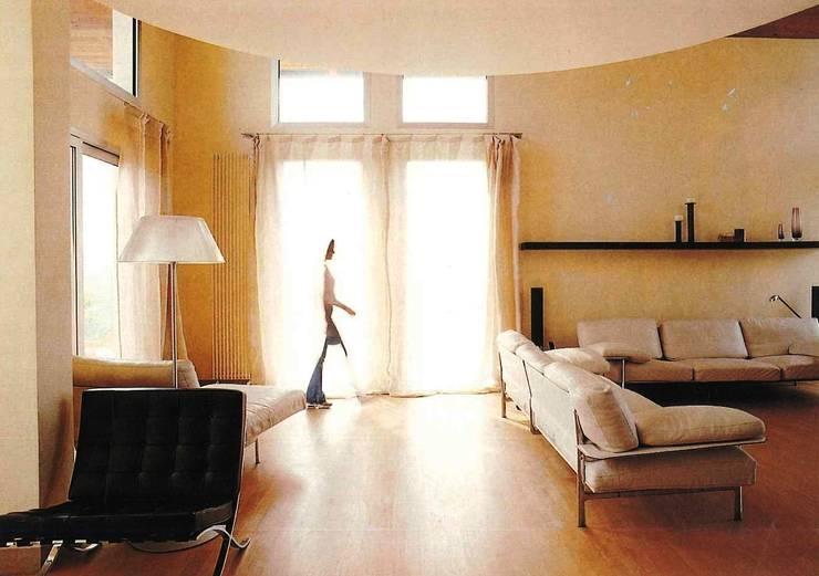 Projekty,  Salon zaprojektowane przez Zeno Pucci+Architects