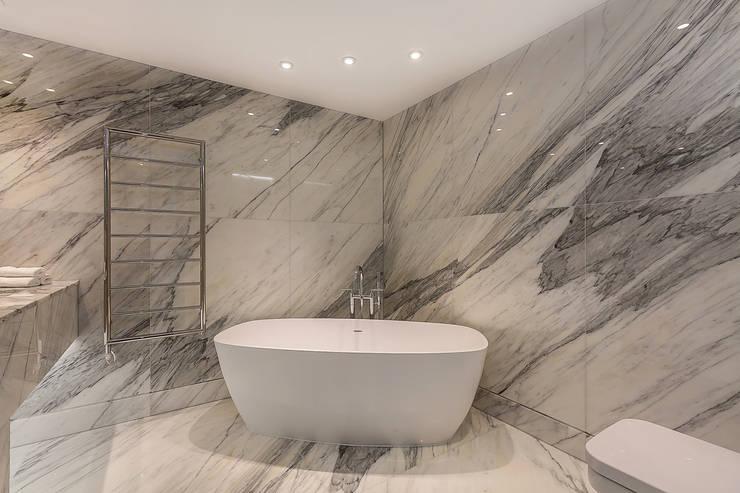 浴室 by APT Renovation Ltd