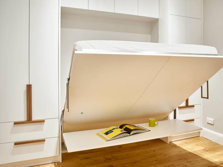 غرفة نوم تنفيذ Morph Interior Ltd