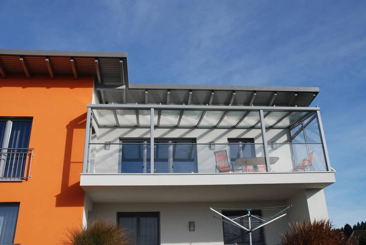 Balkonuberdachung Aus Aluminium Glas By Schmidinger Wintergarten