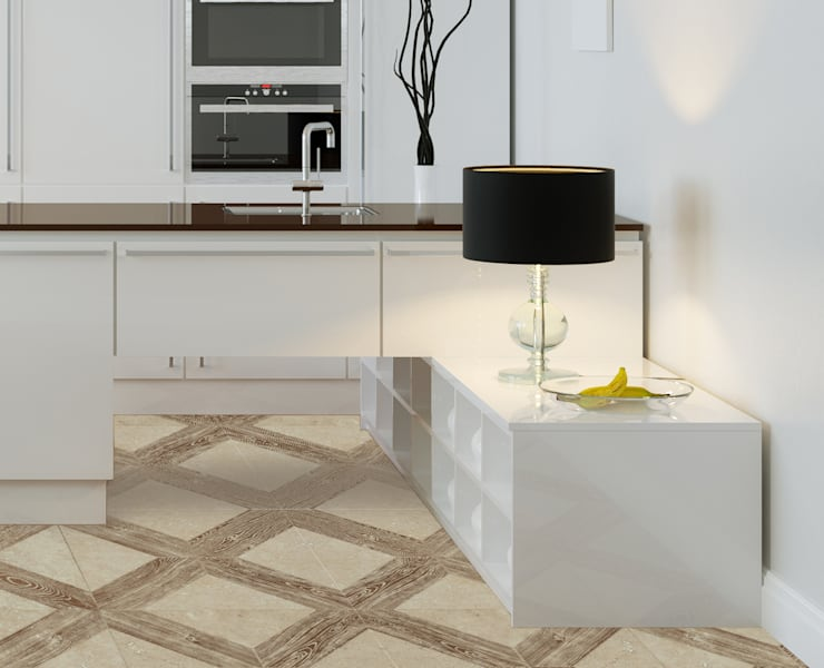 Walls & flooring by Elalux Tile