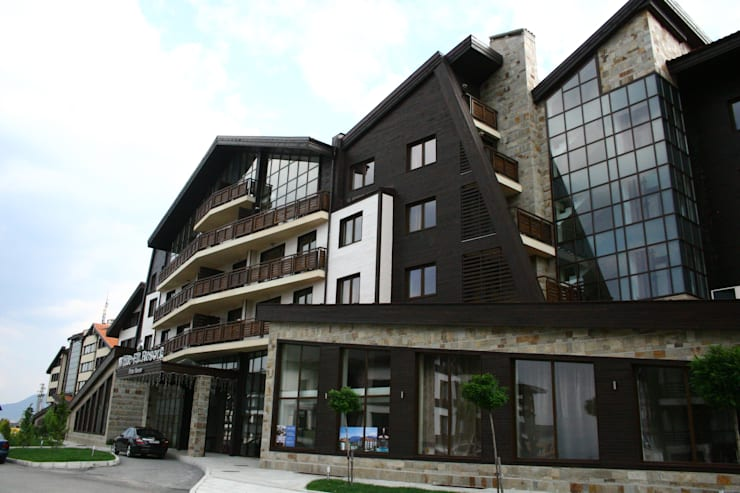 White Fir Resort in Bansko, Bulgaria:  Hotels by eNArch.info