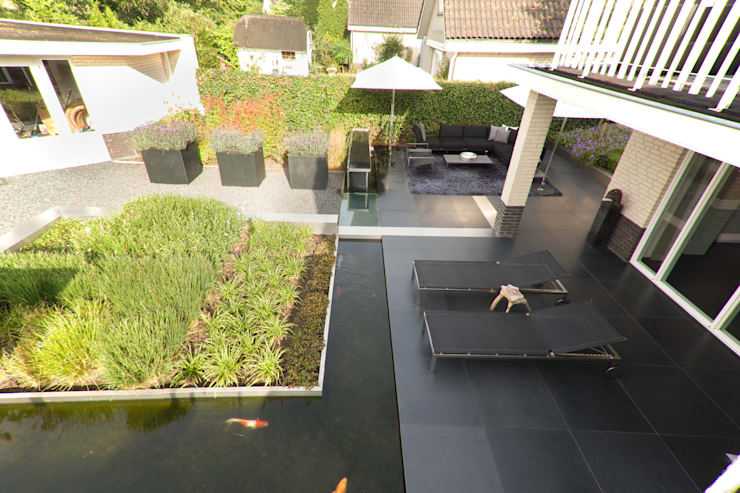 Modern Garden by Heart for Gardens. Modern
