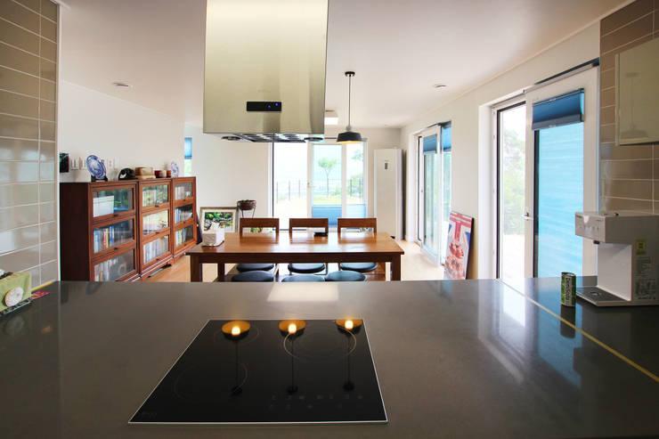 ห้องครัว by 로이하우스