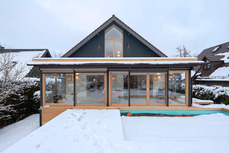Зимние сады в . Автор – CARLO Berlin - Architektur & Interior Design