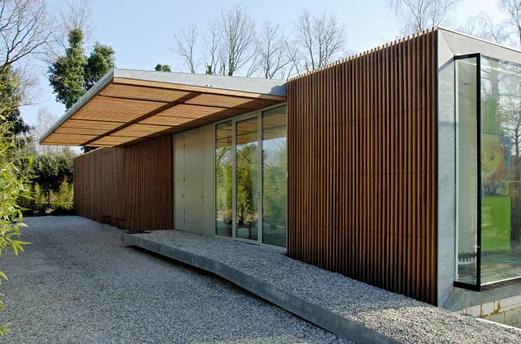 Villa Berkel:  Huizen door Architectenbureau Paul de Ruiter