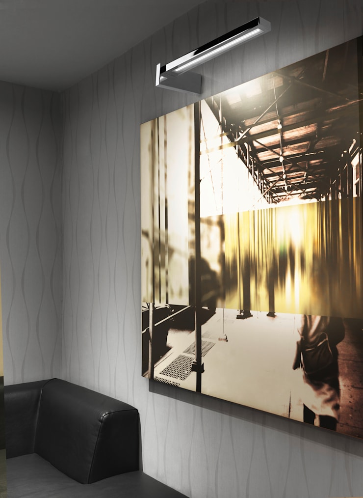 CLAU REF.A-54: Salones de estilo  de Pujol Iluminacion