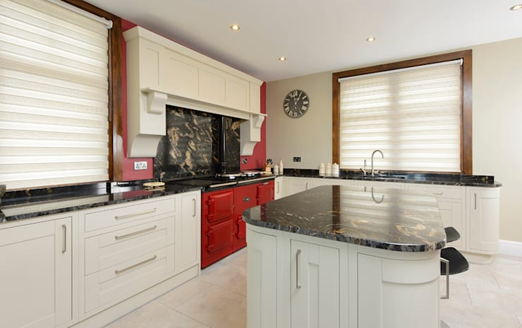 Kitchen by Room, Classic Granite
