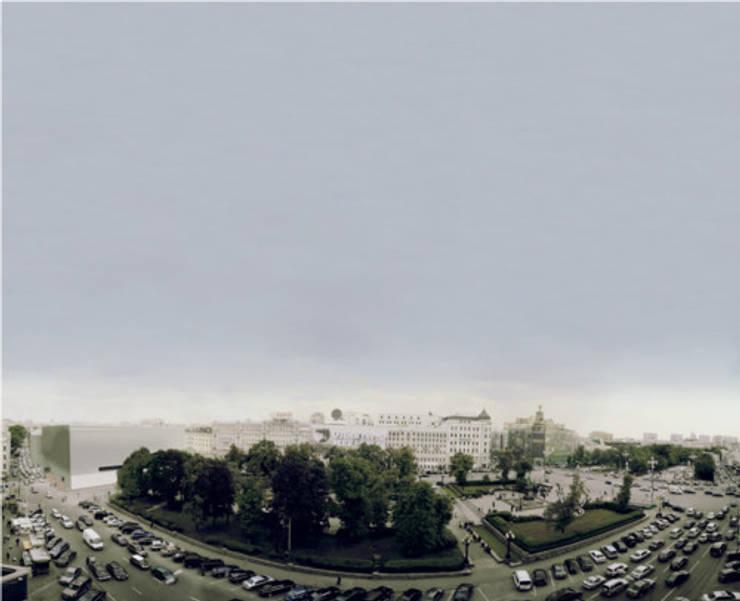 Plaza Pushisnky:  de estilo  por MAAN