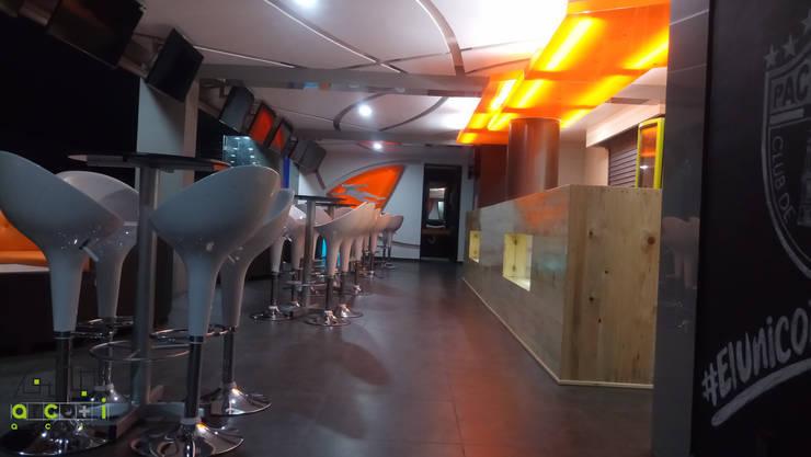 Remodelación Palco VIP: Estadios de estilo  por ARCO +I
