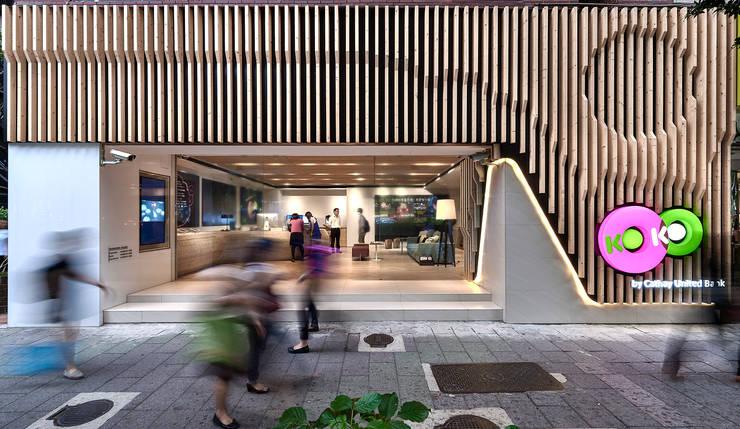 KOKO store:  辦公室&店面 by 晨室空間設計有限公司