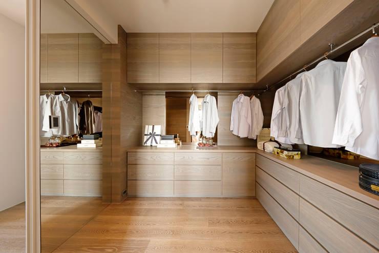 Phòng thay đồ by 沐設計