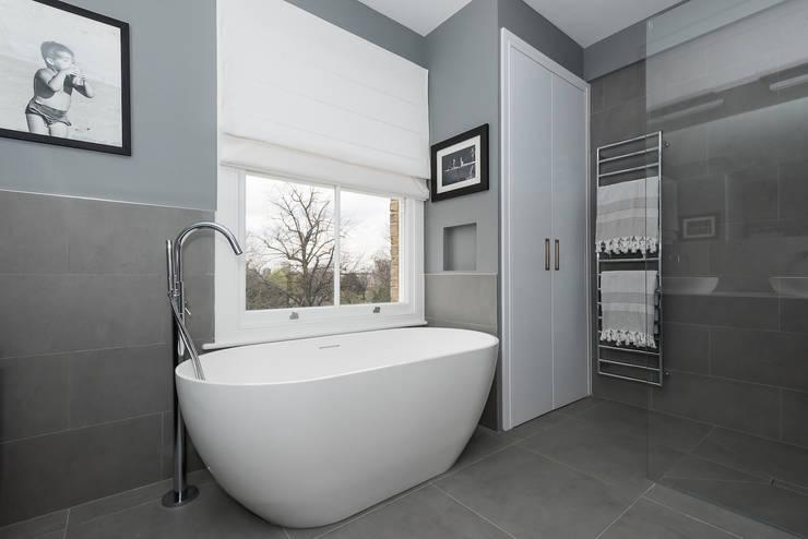 حمام تنفيذ Grand Design London Ltd