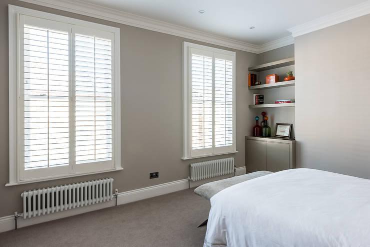 Bedroom by Grand Design London Ltd, Modern