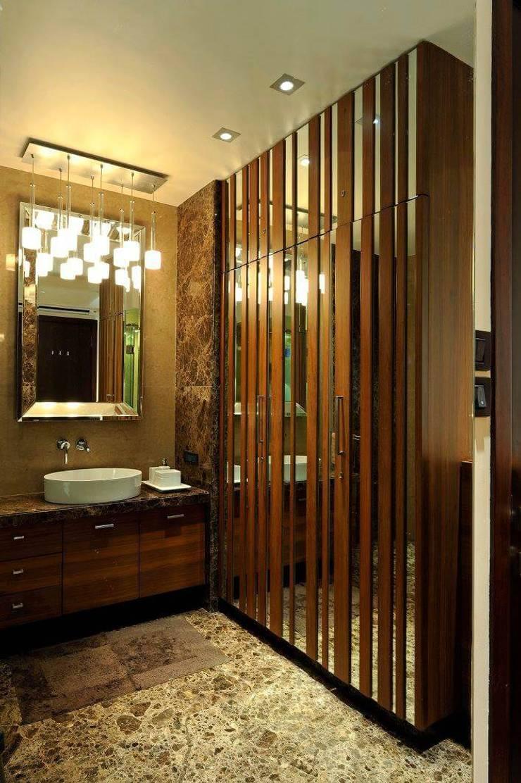 ATLAS APARTMENT:  Bathroom by Midas Dezign,Modern