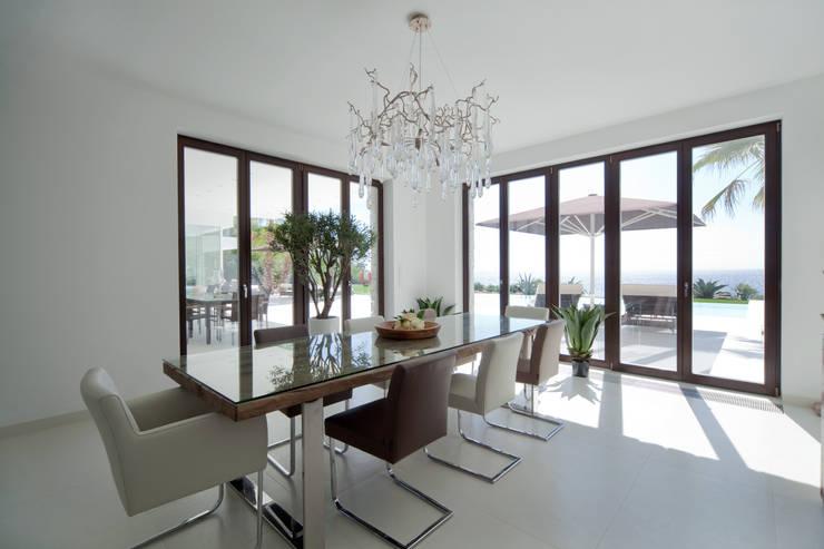 Comedores de estilo mediterraneo por jle architekten