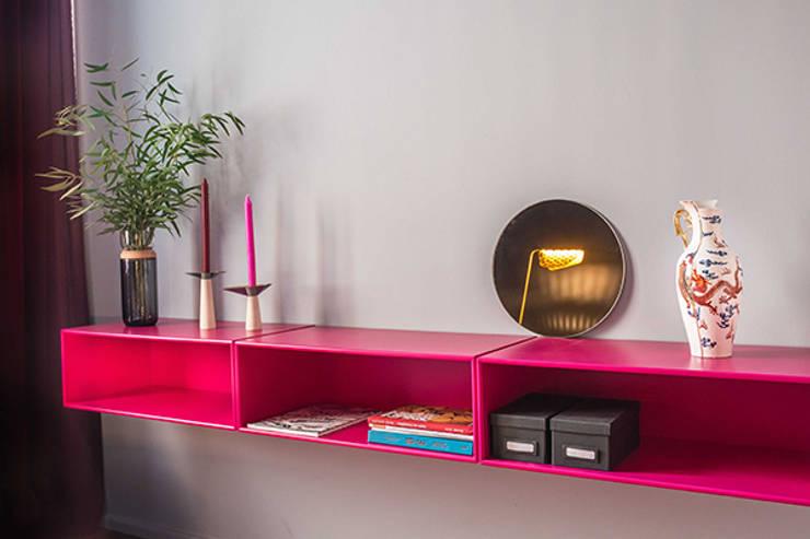 Neugestaltung Küche, Flur und Schafzimmer:  Schlafzimmer von Berlin Interior Design
