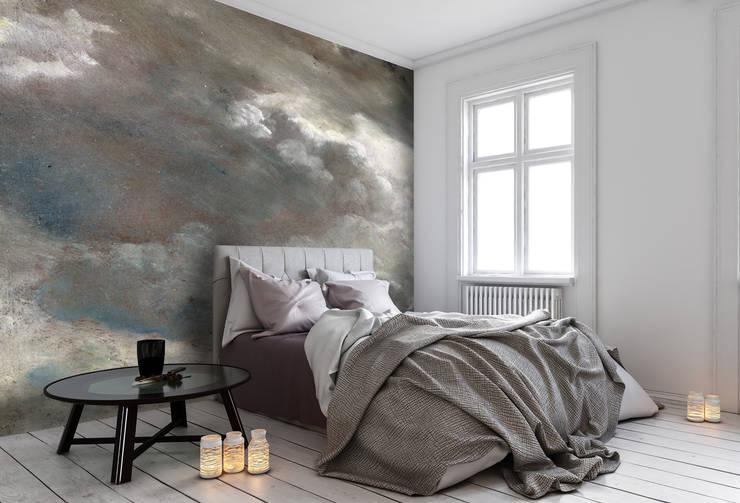 John Constable Cloud Wallpaper par Wallsauce.com Classique Papier