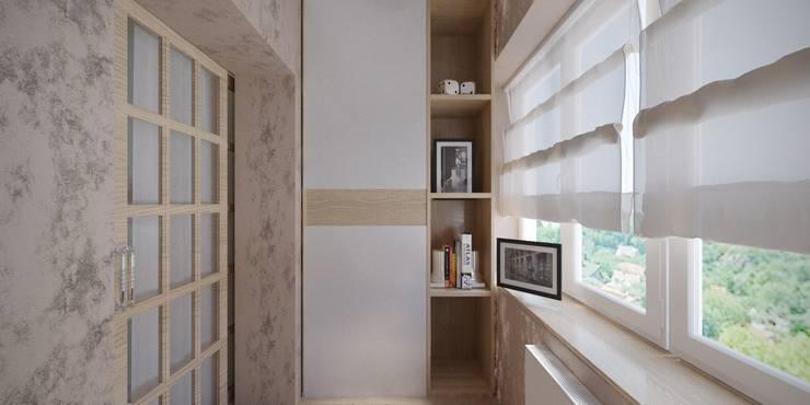 Балкон: Tерраса в . Автор – ХаТа - design