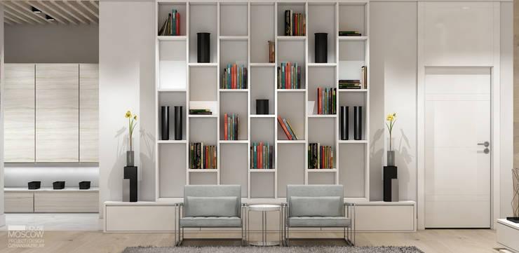Living room by ÖZHAN HAZIRLAR İÇ MİMARLIK