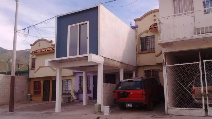 Casas de estilo  por Lentz Arquitectura Diseño y Construcción