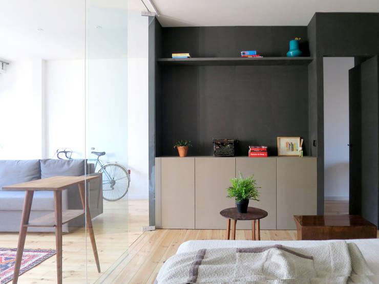 臥室 by OTTOTTO