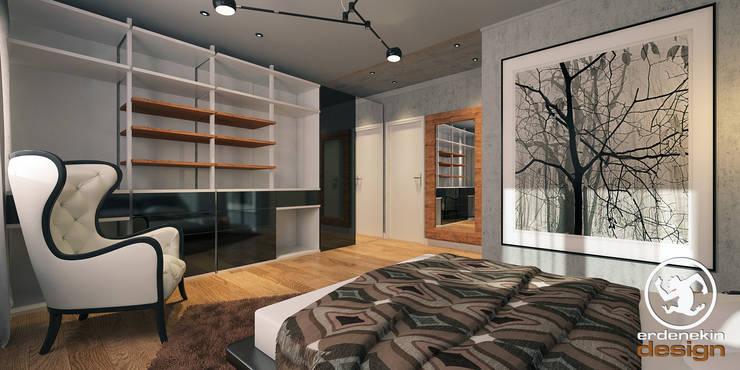 Bedroom by Erden Ekin Design