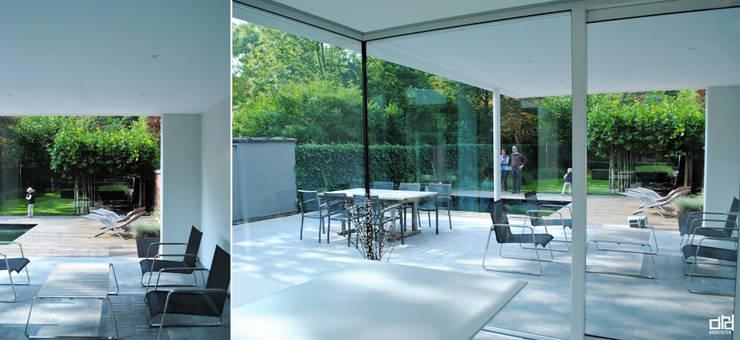 Project SV:  Eetkamer door ARD Architecten, Modern