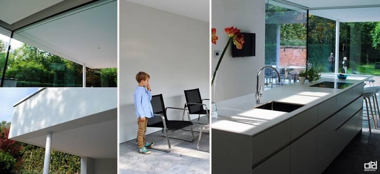 Project SV:  Studeerkamer/kantoor door ARD Architecten, Modern
