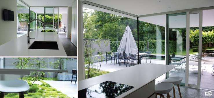 Project SV:  Tuin door ARD Architecten, Modern
