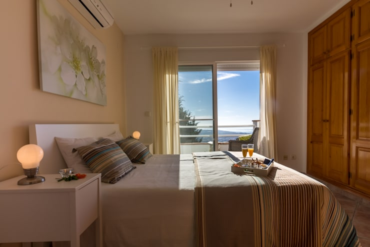 Dormitorios de estilo mediterraneo por Home & Haus | Home Staging & Fotografía