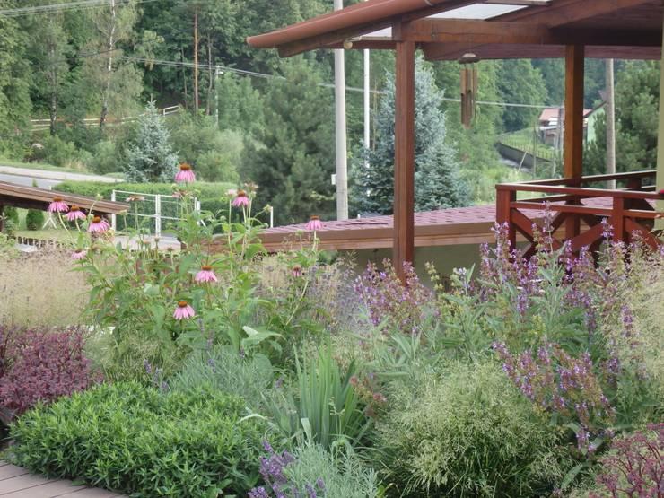 Family garden :  Garden by Magical Garden, Country